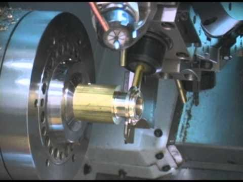 Hardinge SUPER-PRECISION T-42 CNC Lathe