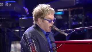 Elton John I Guess That 39 S Why They Call It The Blues Live