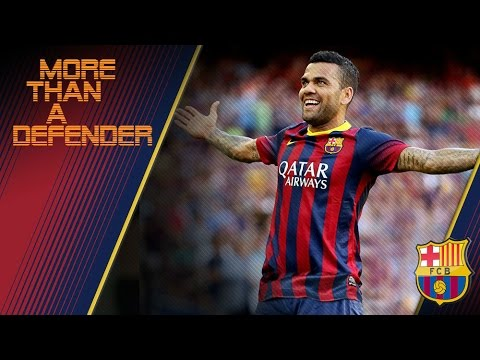Dani Alves-More Than a Defender