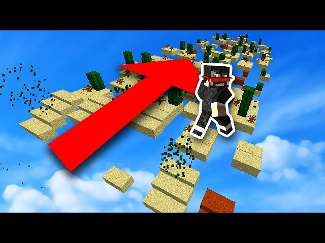 Minecraft: Can We Survive The Sky?
