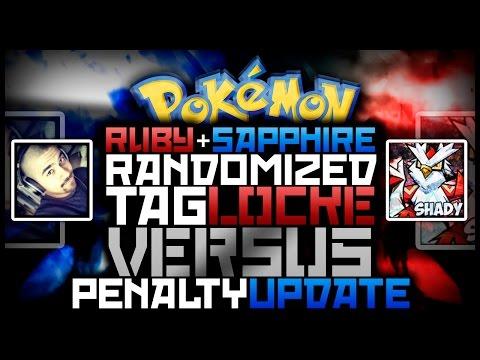 Pokémon Ruby & Pokémon Sapphire Randomized Versus Taglocke!! - Penalty Update video