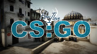 Counter Strike: Global Offensive Song - How I Love CS:GO (CS:GO) - Stagged