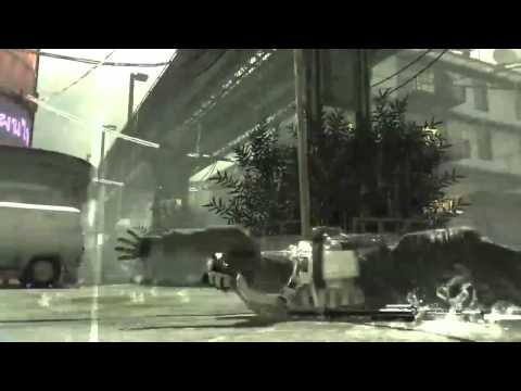 Modern Warfare 3 Official Multiplayer Trailer (broken down commentary)