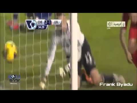 Samuel Eto'o ● All Goals For Chelsea(Самуель Это голы за Челси)