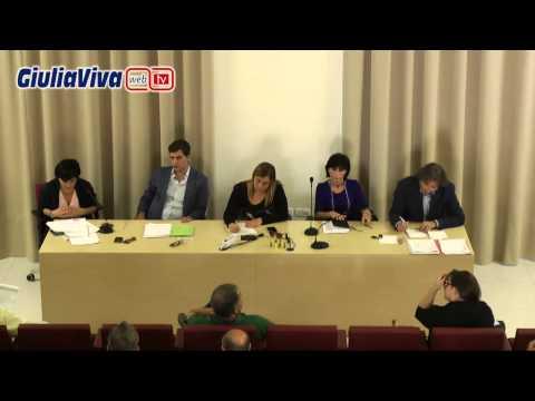 Conferenza stampa forze di opposizione sulla TARI