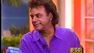 Johnny Mathis - Los Angeles Morning Show 1993