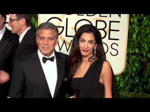Amal Clooney Hopes Her Fame Will Shine Light on Human Rights Violations