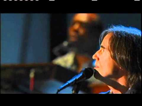 Jackson Browne performs Rock and Roll Hall of Fame inductions 2004