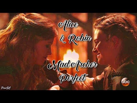 Alice & Robin [Mad Archer] - Perfect [+7x14]