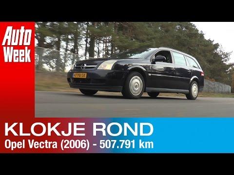 Klokje Rond Opel Vectra 2004 507 791 Km