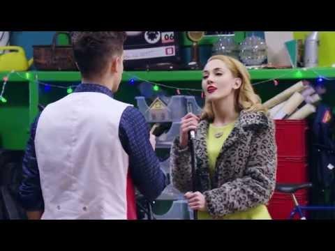 """Violetta 3 - Ludmila y Federico cantan """"Si es por Amor"""" (Ep 57) HD"""