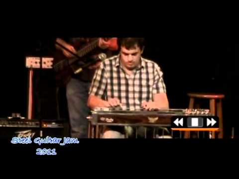 Chris Castle-Steel Guitar Jam 2011 'Remembering John Hughey