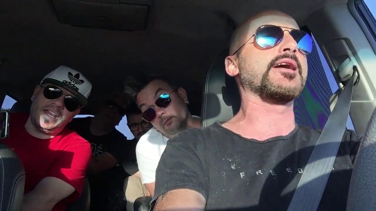 Voltaj - Da vina pe (Karaoke)