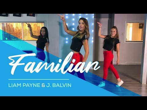 Familiar - Liam Payne & J. Balvin - Easy Dance Choreography - Baile - Coreografia