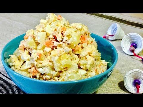 🌶  Салат для ежедневного приготовления🌶 Не дорогой и вкусный салат 🌶