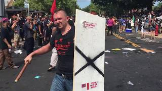 White supremacist violent protests - Charlottesville Virginia