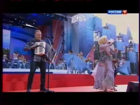 Надежда Кадышева и ансамбль Золотое кольцо - Широка река