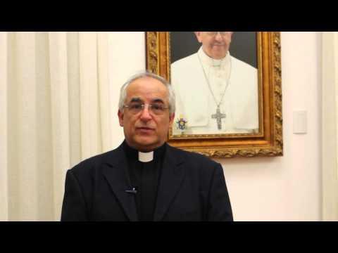 Mensagem de Dom Giovanni d'Aniello - Núncio Apostólico no Brasil