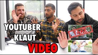YOUTUBER KLAUT UNSER VIDEO | Reaktion - Good Life Crew