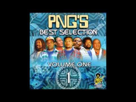 Meri Island- Demas Saul (PNG Oldies Music)