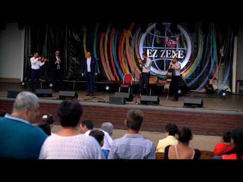 Ez Zene // Világzenei rendezvénysorozat Kalocsán