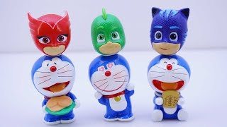 Pj Masks Disney Junior Wrong Heads Toys, Learn Colors For Kids