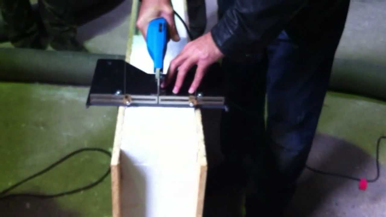 Терморезак для ткани своими руками 42