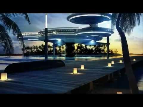 EKSKLUZYWNE.NET - Podwodny Hotel Water Discus od Deep Ocean Technology