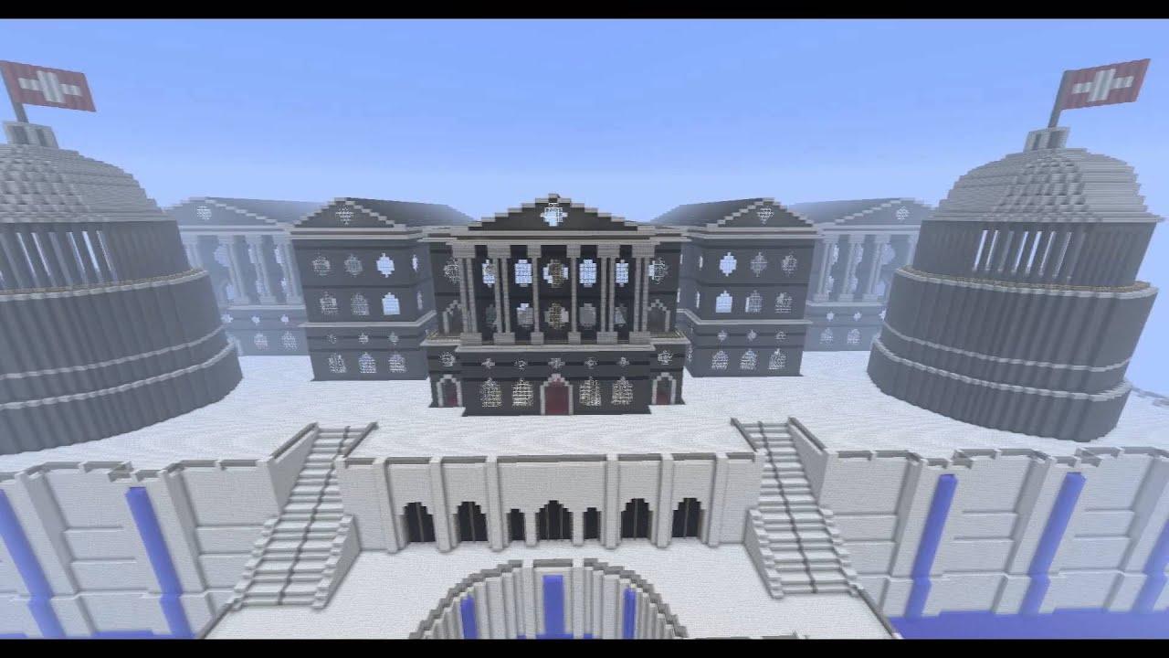 Minecraft The Modern