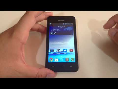 Review Huawei Ascend Y330: Antutu, Juegos, Navegacion, Videos...