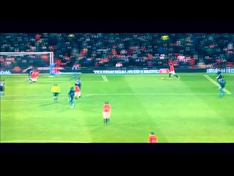 Antonio Valencia  - The Red Arrow - 2012 - HD