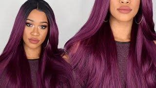 ALIEXPRESS WIG! AFFORDABLE SYNTHETIC HAIR!