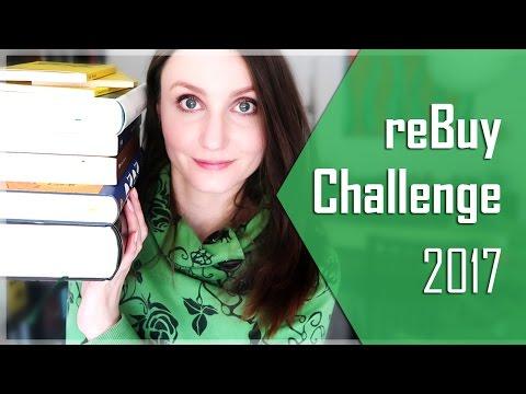 [Leseziele 2017] ReBuy Rekapitulation   Welche Bücher sind noch ungelesen?