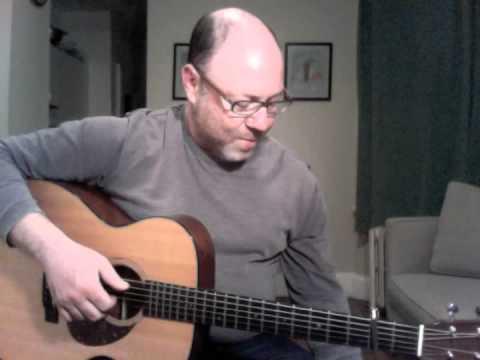 50 Low-Down Rhythm Licks - #6 Julia - Guitar Lesson - Adam Levy
