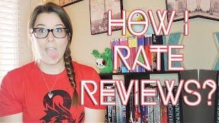 How I Rate Books!?