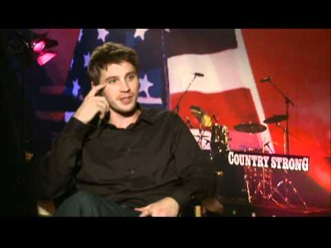 Interview with Garrett Hedlund for Country Strong