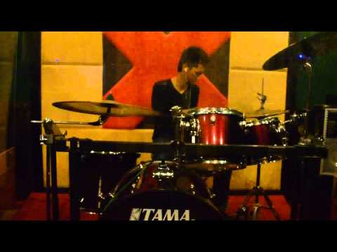Killing me inside - The Tormented Drum Cover - Ilham
