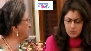 Kumkum Bhagya 4th May 2015 EPISODE | Dadi SLAPS Pragya