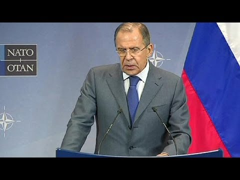Lavrov slams condemnation of Ukraine's excessive force against protesters