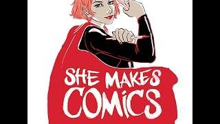 She Makes Comics Trailer
