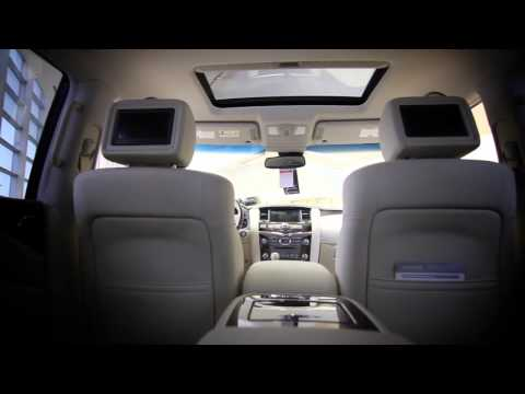2013 Infiniti QX56 - Auto Review from GoAuto.ca