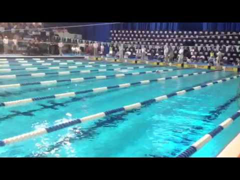 Kevin Cordes 200 Br prelims @ 2013 USA World Trials