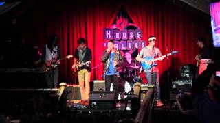 2013 Allstars Chicago Tour - We Got to Get Out of This Place @ HOB