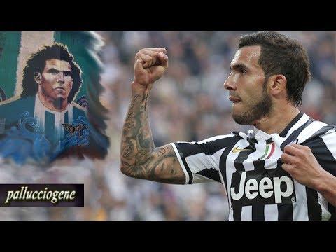 Carlos Tevez  El Apache Goals-Skills Juventus 2013/2014