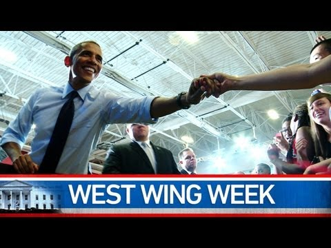 West Wing Week: 07 26 13 or Becoming A More Perfect Union