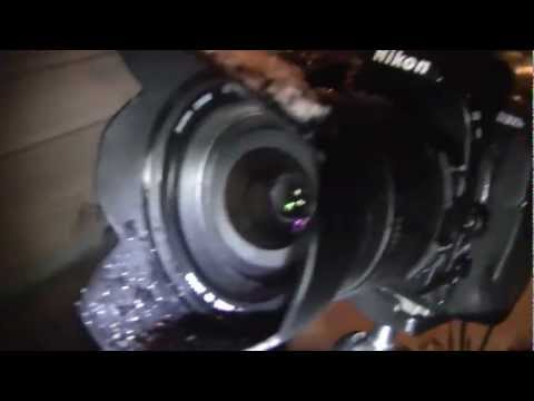 Видео как снимать снег