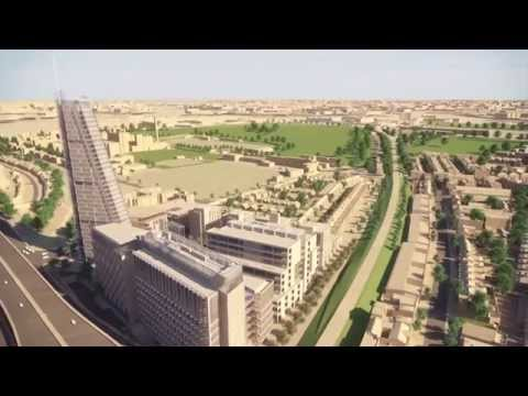 Imperial West - Launching the Vision