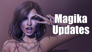 Magika Hair in Second Life