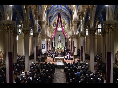 Wake Service for Rev. Theodore M. Hesburgh, C.S.C. 1917 – 2015