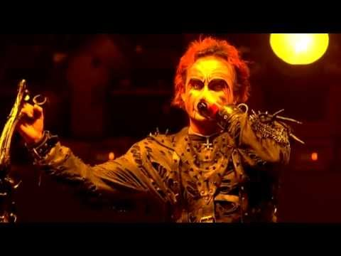 Cradle Of Filth - Live At Graspop Metal Meeting 2011-06-25 Full Concert